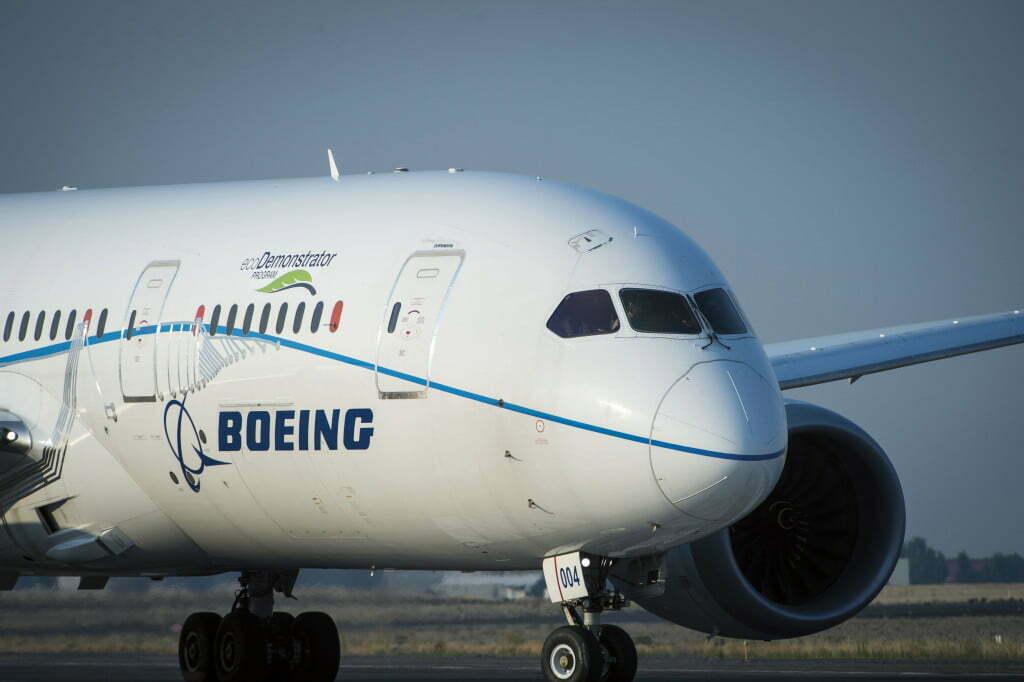 787 ecoDemonstrator