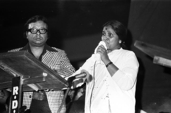 RDBurman_and_Asha_Bhosle