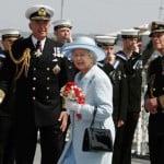 Trafalgar 200 - International Fleet Review - Portsmouth
