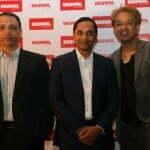 Ahmad Rizvi,Anand Choudha and Jawed Habib