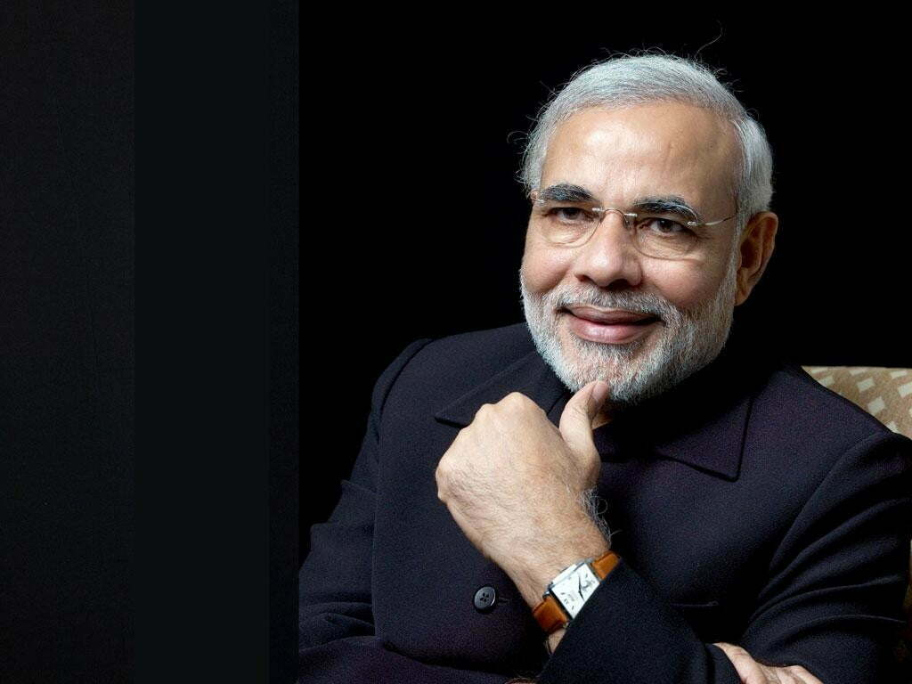 Narendra Modi is a contender for Time 'Person of the Year'