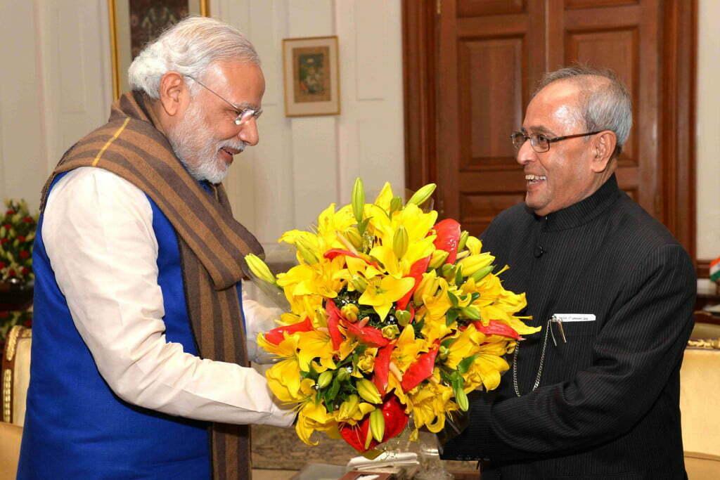 Modi and Pranabh