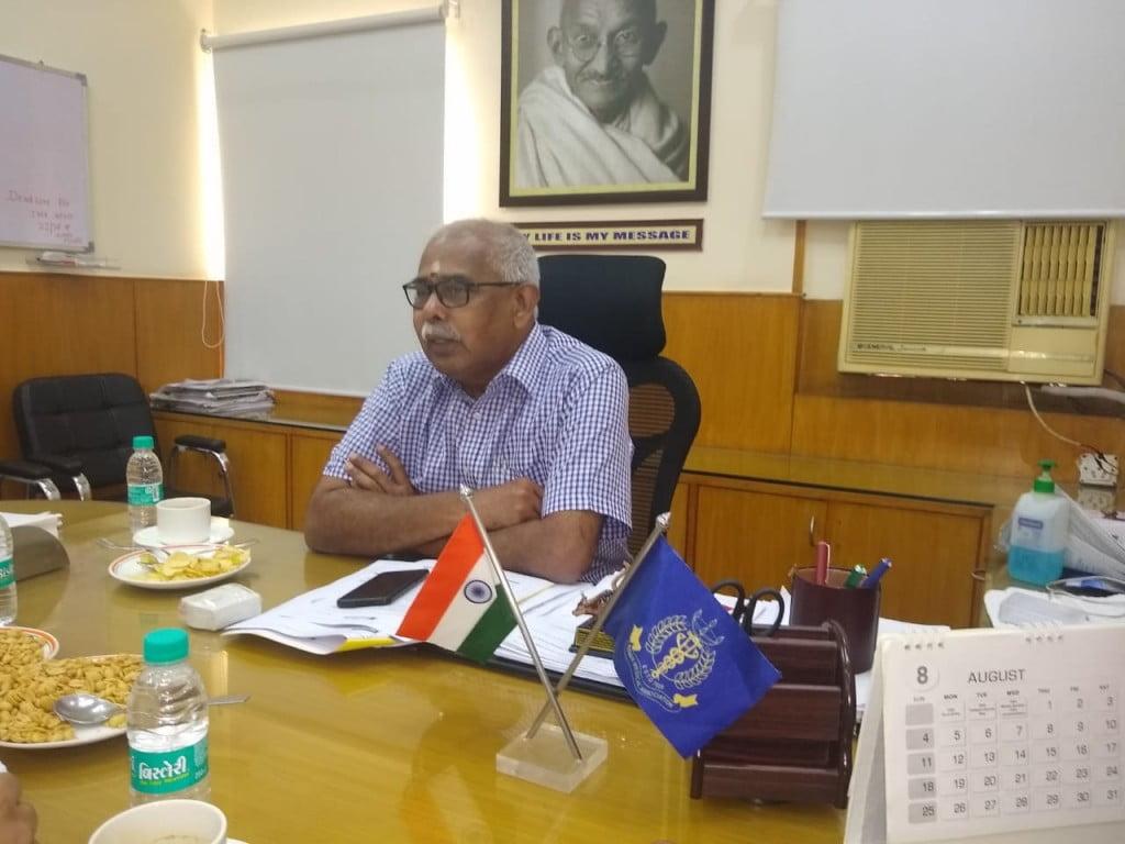 Dr R V Asokan, Secretary General, IMA 2