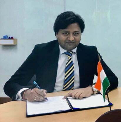 Vishal Singhal, Director, Advantek Fuel Systems 1