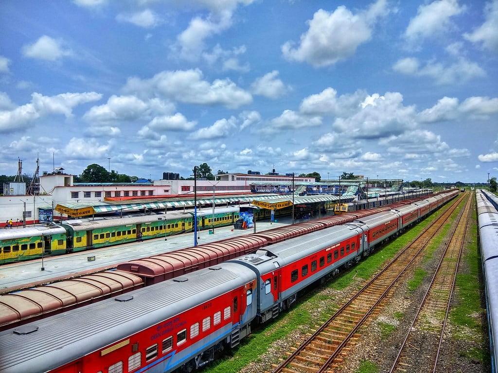 Pic Credit Anubhab Dey / Indian Railways Fan Club