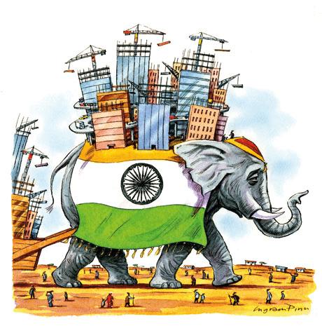 Indias-Growth