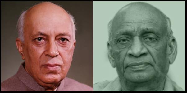 Nehru and Patel