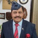 Wing Commander Praful Bakshi