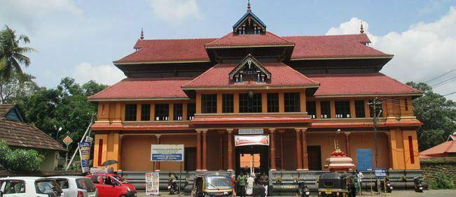 chengannur temple