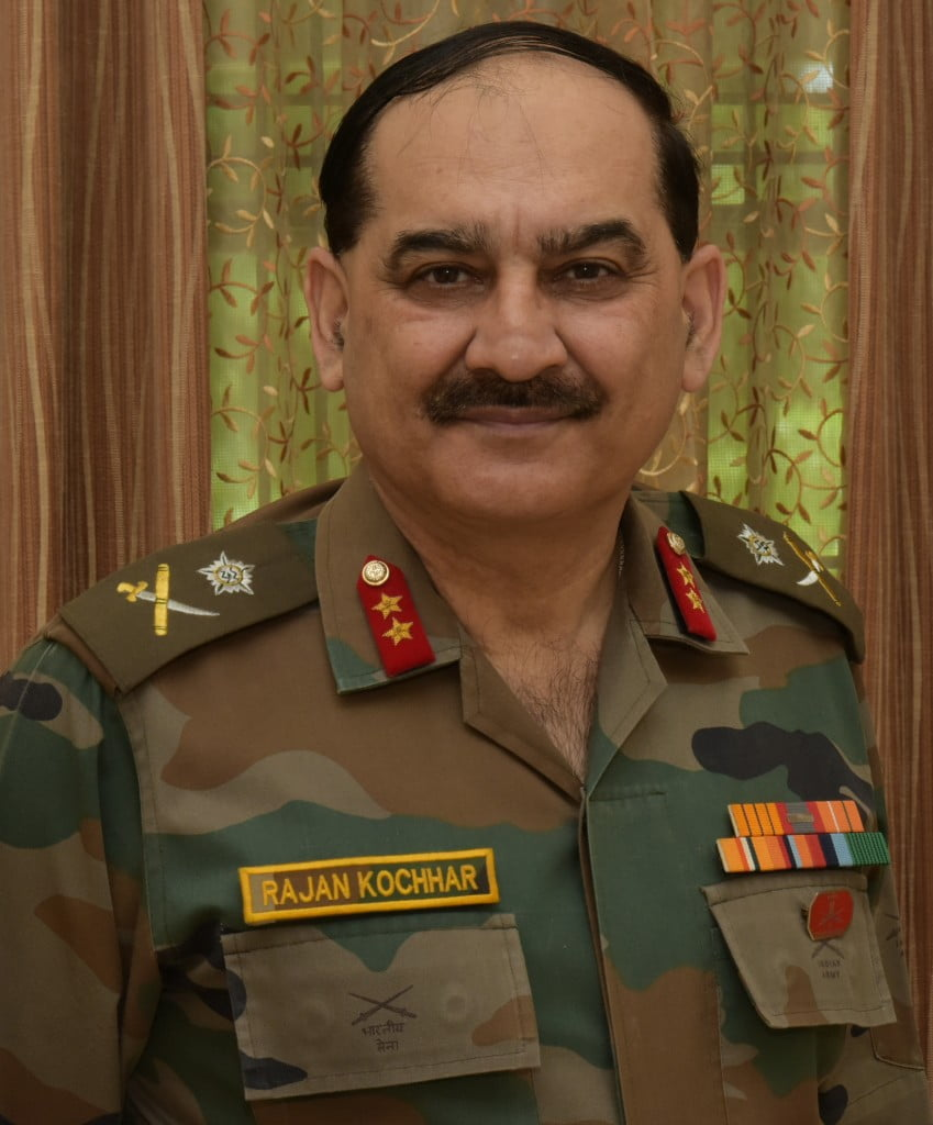Maj. Gen. Dr. Rajan Kochhar