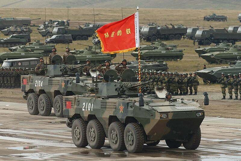 wheeled combat vehicles (WCV) 1
