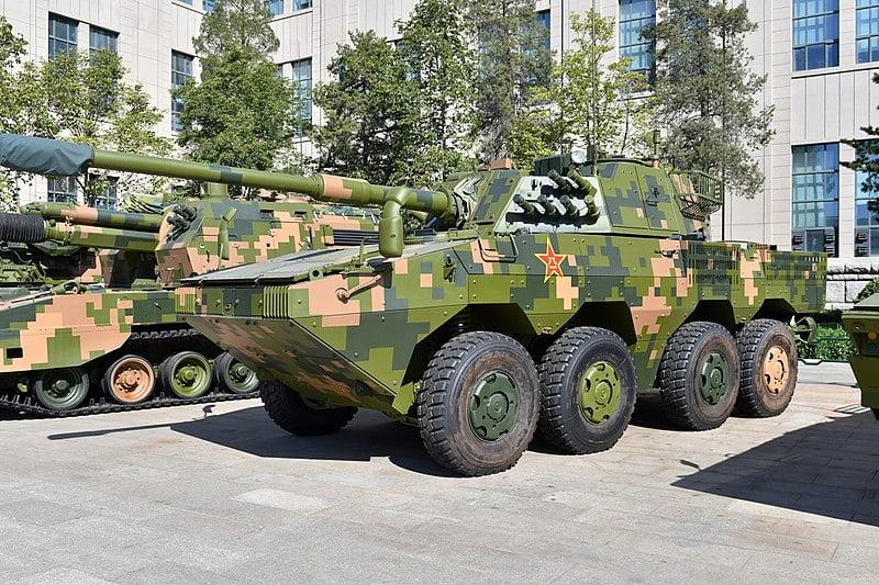 wheeled combat vehicles (WCV) 2