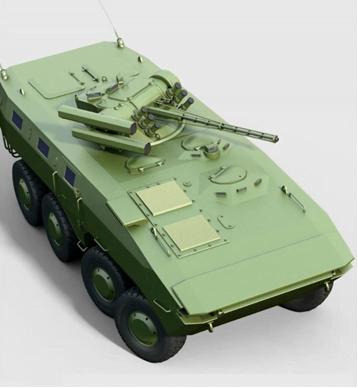 wheeled combat vehicles (WCV) 4