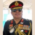 Lt Gen A B Shivane, PVSM, AVSM, VSM