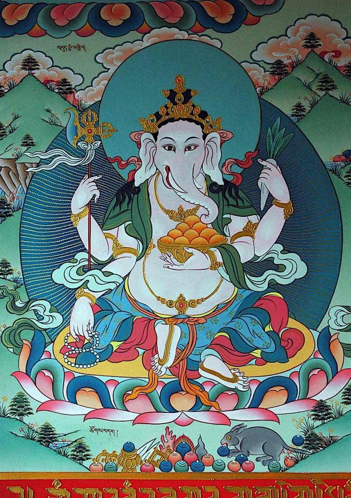 Ganesha-Buddhism