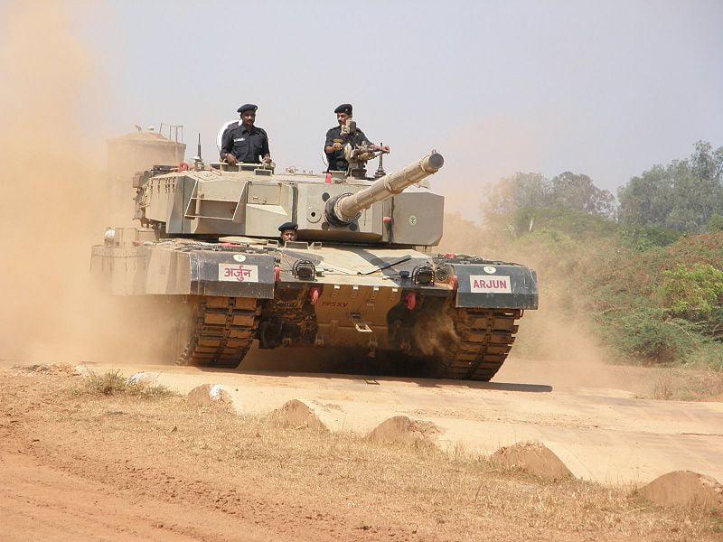 MBT Arjun
