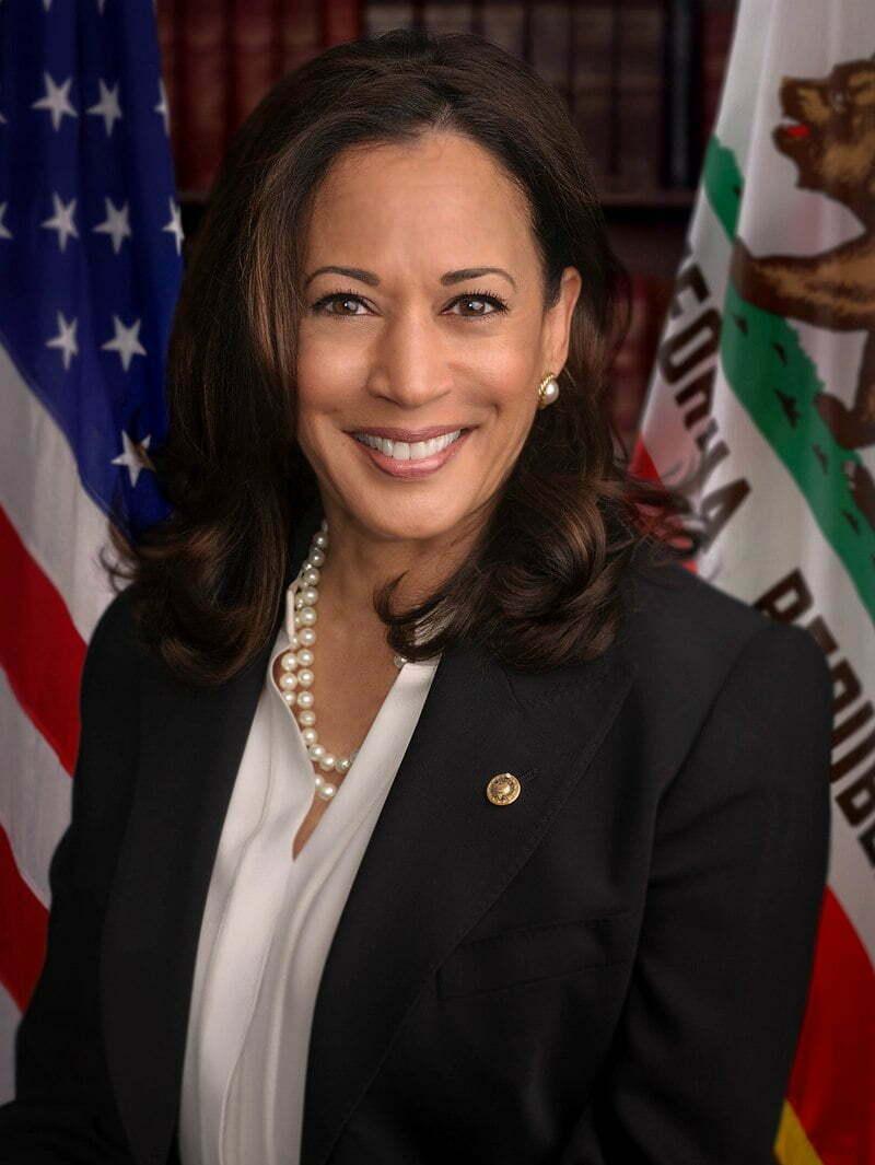 US Vice President elect Kamala Harris