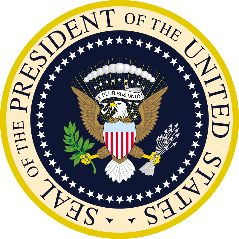 Official Seal of the President_of_the_United_States