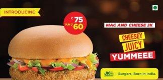 Jumbo king burger