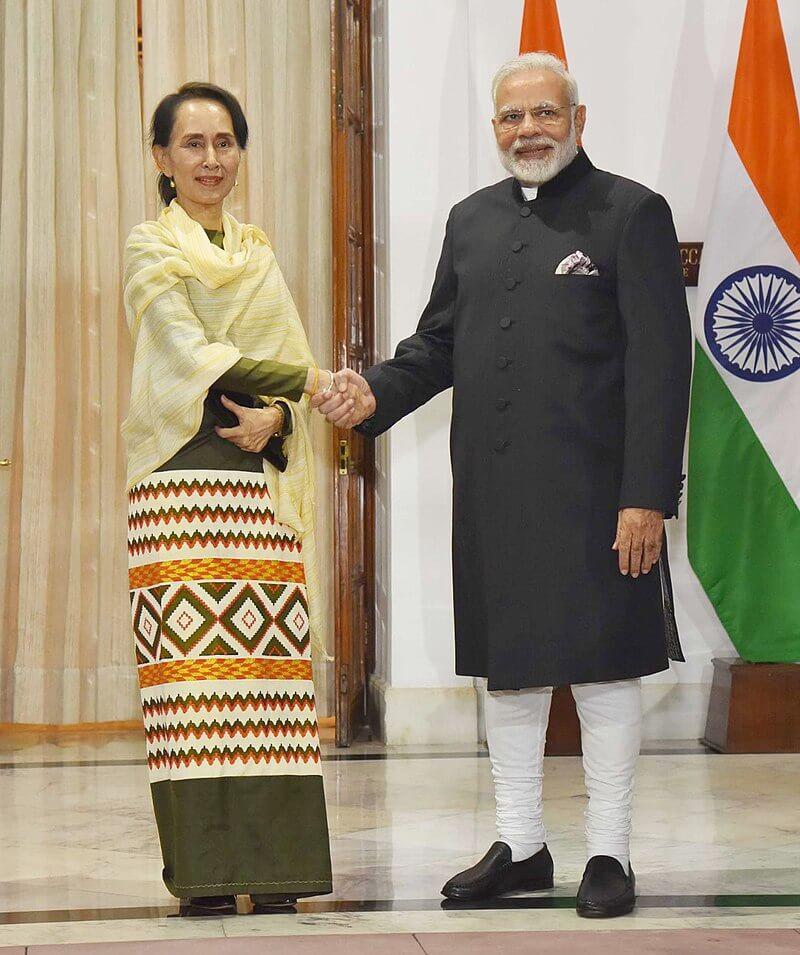 Modi Aung
