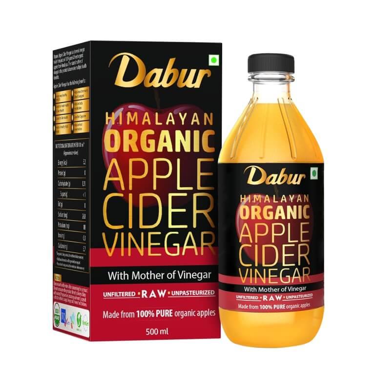 Dabur Himalayan Organic Apple Cider Vinegar