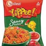 Yippee saucy masala