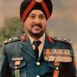 Brig Umesh Singh Bawa Vrc, SM