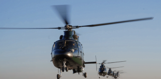 China army helicopters