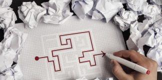 job maze