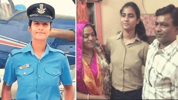 Flight Lieutenant Avani Chaturvedi
