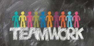 Cooperation or teamwork