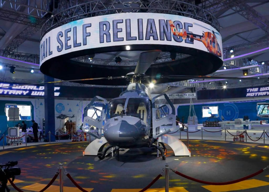 Defence Production - self reliance