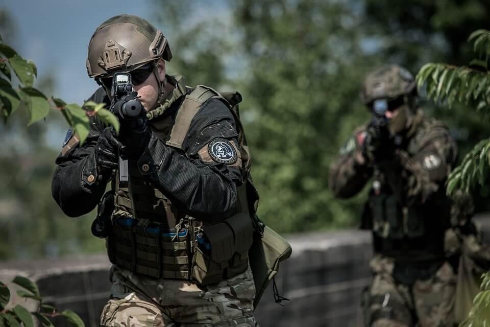 counter terrorism