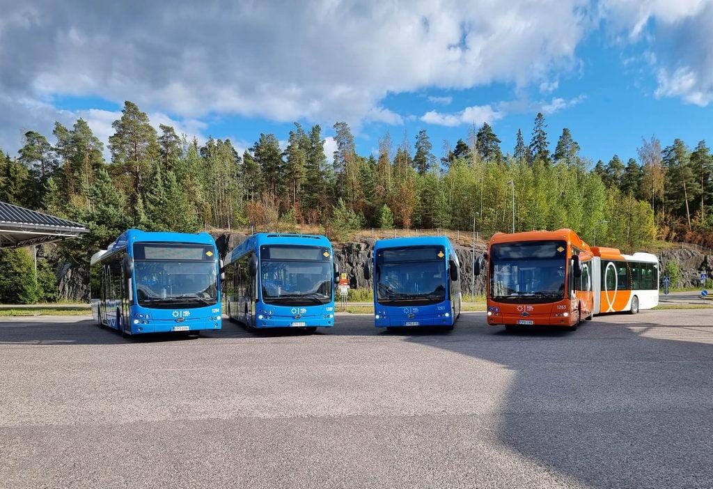 BYD buses 2