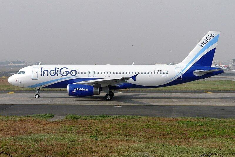 Gwalior– Indore flight